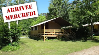 40sq Lodge NIAGARA with Bathroom (Wednesday to Wednesday)