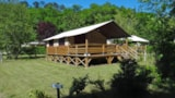 Rental - 40sq Lodge NIAGARA with Bathroom (Wednesday to Wednesday) - Le Moulin de David
