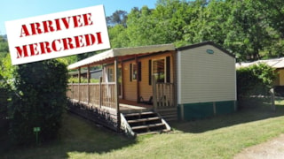 Mobil-home OPHEA3 - 3 rooms (Wednesday to Wednesday)