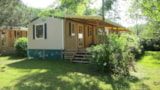 Rental - Mobil-home OPHEA3 - 3 rooms (Wednesday to Wednesday) - Le Moulin de David