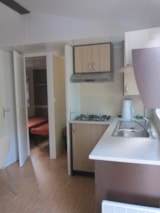 Rental - Mobil Home EVOLUTION 31 - 3 rooms (Wednesday to Wednesday) - Le Moulin de David