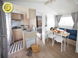 Mobile Home Evo 24 24M² 2 Bedrooms (Sunday To Sunday) - New 2020