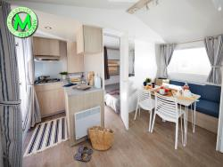 Evo 24 Mobile Home 24M² 2 Bedrooms (Wednesday To Wednesday) - New 2020