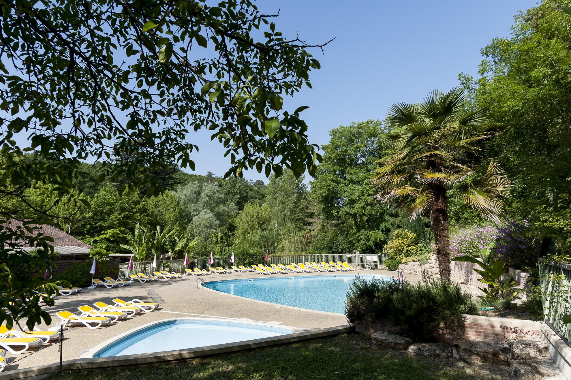 Mare, piscina Le Moulin de David - GAUGEAC - MONPAZIER