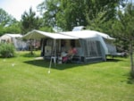 Piazzole - Campingpitch 19€ (only on out of season) inclusive : pitch + electric + 1 or 2 persons - Domaine Laborde
