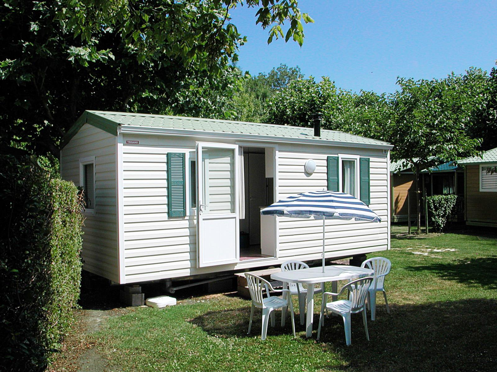 Location - Mobil Home 18 M2 14 Nuits Minimun - Camping Val Vert