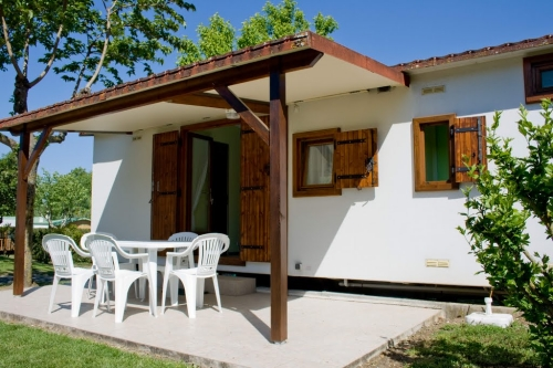 Location - Chalet Grand Confort 14 Nuits Minimum - Camping Val Vert