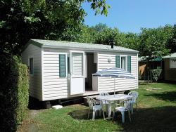 Mobile home 18m² per night