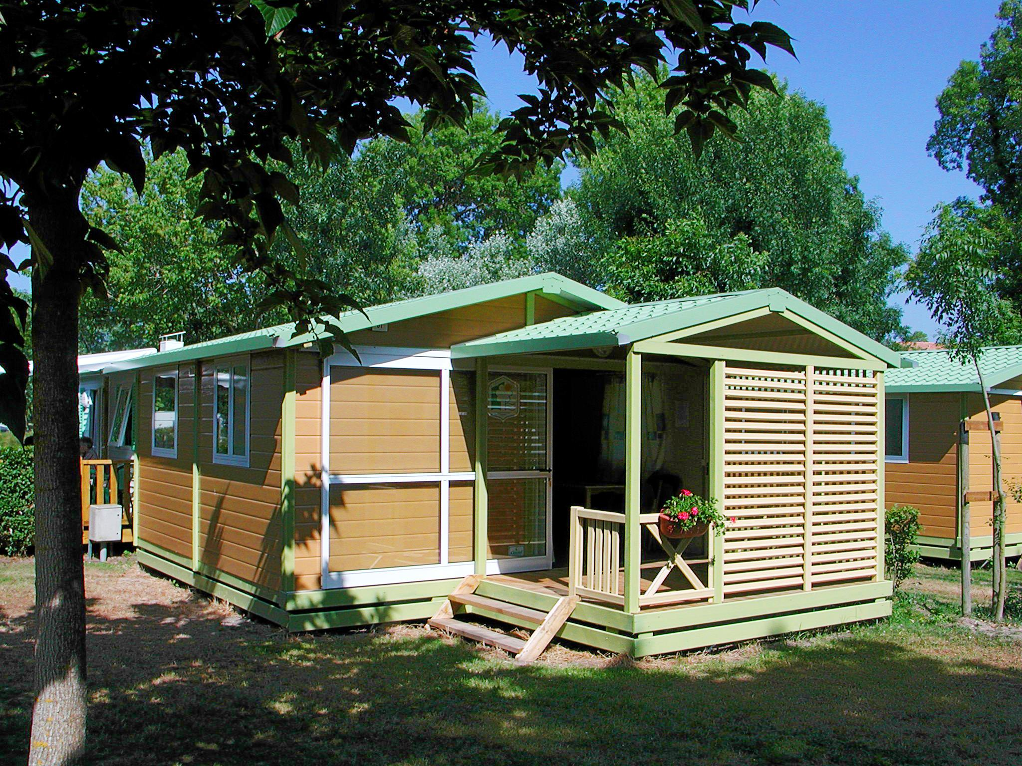 Location - Chalet Confort 14 Nuits - Camping Val Vert