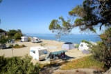 Pitch - Pitch for tent or caravan - FEN Riva Bella Thalasso & Spa Resort