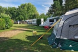 Pitch - Pitch: camping car - vehicle/caravan/folding caravan - Camping LA BELLE ETOILE