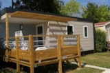 Rental - Mobil-Home Sequana - Camping LA BELLE ETOILE
