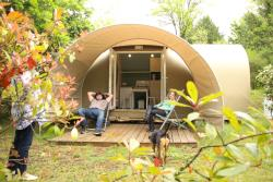 Rental - Coco sweet, the new way to camp - Camping AU P'TIT BONHEUR
