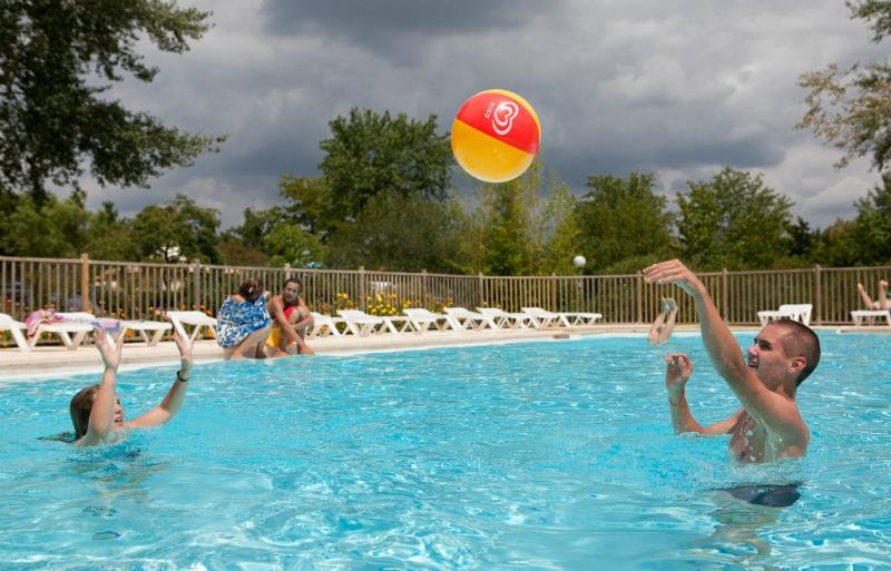 Mare, piscina Camping Le Bois Vert - LE TALLUD