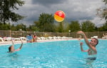 Bathing Camping Le Bois Vert - LE TALLUD