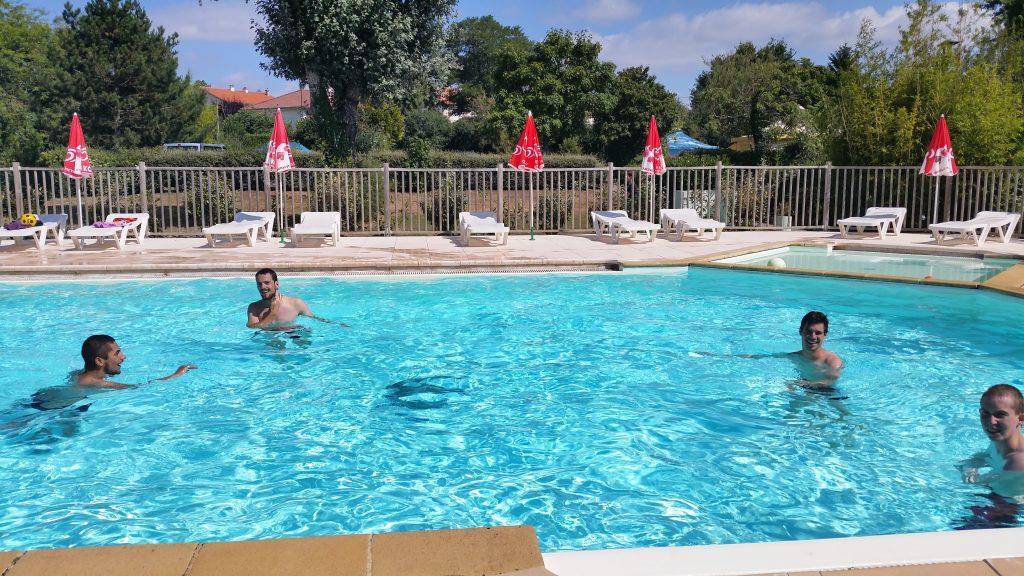 Establishment Camping Le Bois Vert - LE TALLUD