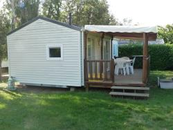Mobil-Home 2 Bedrooms 30M² + Sheltered Terrace 14M²