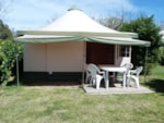 Alloggi - Bungalow tenda 2 camer 25m² (senza sanitari) - Camping Domaine Saint Laurent