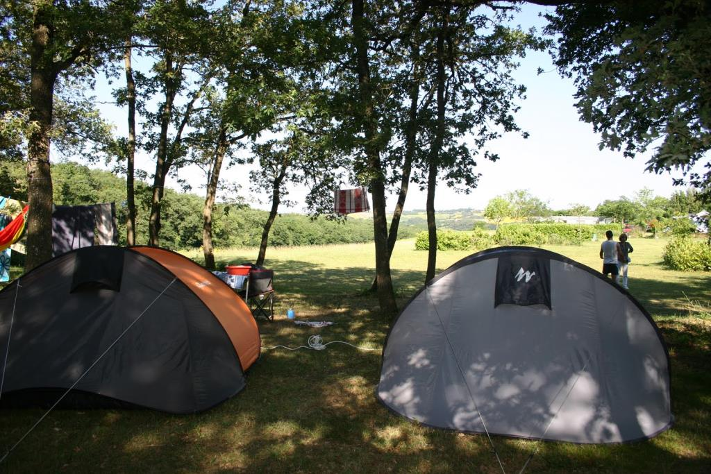 Camping Domaine Saint Laurent