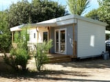 Rental - Mobilhome Magdalena 33 M² - 3 Chambres + Terrasse Couverte - Camping Côté Plage