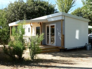 Mobilhome Magdalena 33 M² - 3 Chambres + Terrasse Couverte
