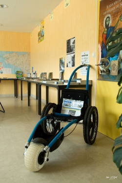 Wheelchair friendly Camping Relais de l'Océan - SAINT PIERRE QUIBERON