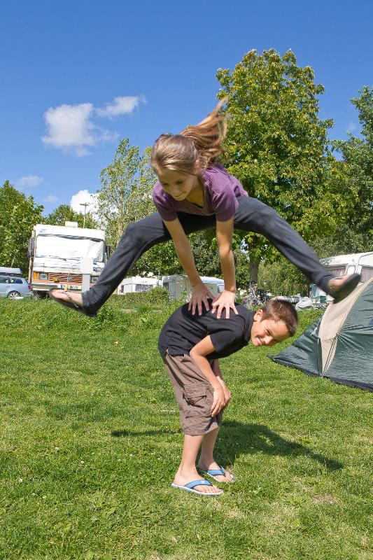Sport Camping Saint Michel - Courtils