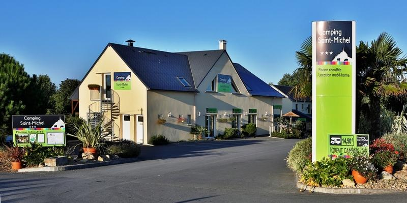 Etablissement Camping Saint Michel - Courtils