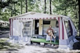 Rental - Caravan - Creuse Nature Naturisme