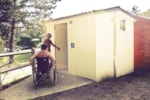 Wheelchair friendly Creuse Nature Naturisme - BOUSSAC BOURG