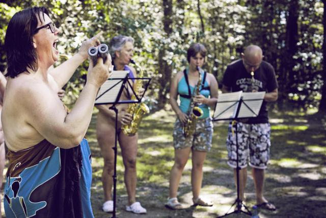 Animationen Creuse Nature Naturisme - BOUSSAC BOURG