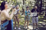 Entertainment organised Creuse Nature Naturisme - BOUSSAC BOURG