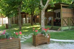 Location - Cottage Family 24 M² + 10 - Villaggio Camping delle Rose