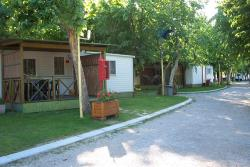 Location - Cottage Couple 14+9 M² - Villaggio Camping delle Rose