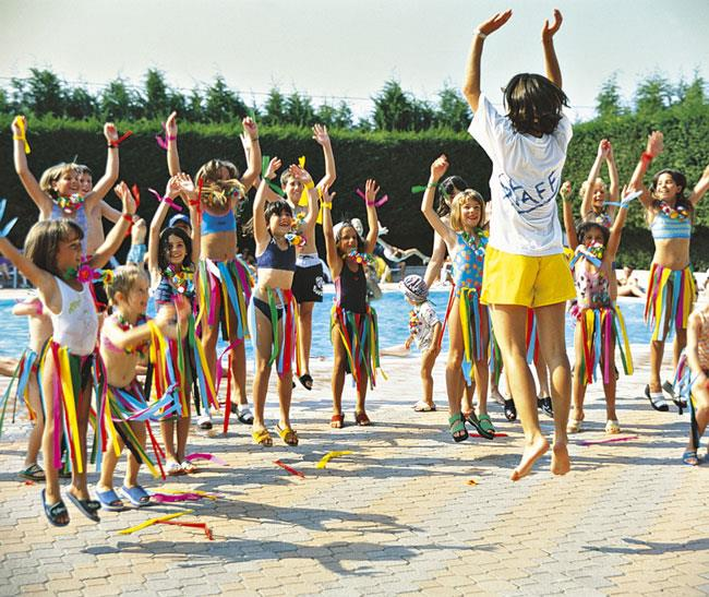 Entertainment organised Villaggio Camping delle Rose - Gatteo Mare