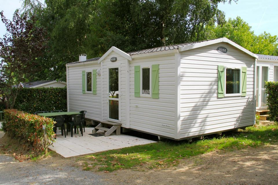 Mobil-home 2 camere