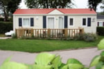 Huuraccommodaties - COTTAGE STANDING GRAND CHARMEUR - 3 Chambres - Kawan Village Club Lac de Bouzey