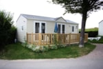 Huuraccommodaties - COTTAGE CONFORT GRAND LARGE - 2 Chambres - Kawan Village Club Lac de Bouzey