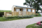 Huuraccommodaties - COTTAGE STANDING RESIDENTIEL PACIFIQUE - 2 Chambres + canapé convertible - Kawan Village Club Lac de Bouzey