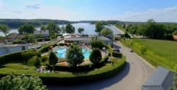 Etablissement Camping Club Lac De Bouzey - Sanchey