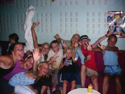 Entertainment organised Camping Club Lac De Bouzey - Sanchey