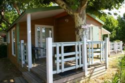 Locatifs - Mobil-Home Crl 2 Chambres - Terrasse Couverte - International Camping