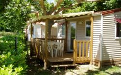 Locatifs - Mobil-Home Ohara 1 Chambre - Terrasse Couverte (2 Adultes + 1 Enfant - 10 Ans) - International Camping