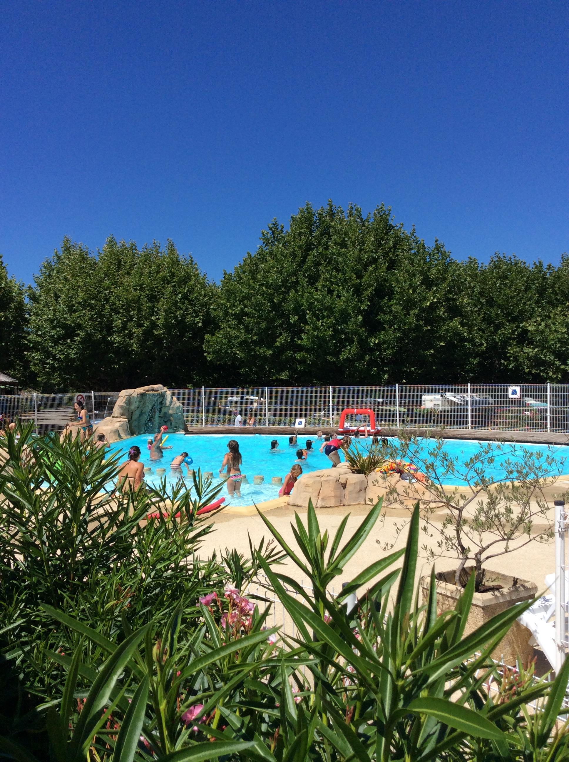 Struttura International Camping - Vallon Pont d'Arc