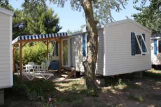 Mobil-home IRM 27m² (2 bedrooms)