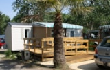 Rental - Mobile home IRM 30.5m ² (2 bedrooms) - Camping Les Romarins