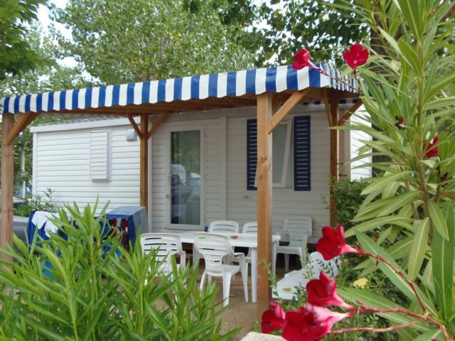 Mobile Home IRM  23m² (2 chambres)