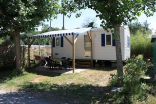 Mobil-home IRM 27m² (2 bedrooms) 5 persons +/- baby