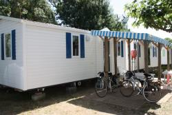 Mobil Home luxury (2 bedrooms) 5/6 pers.