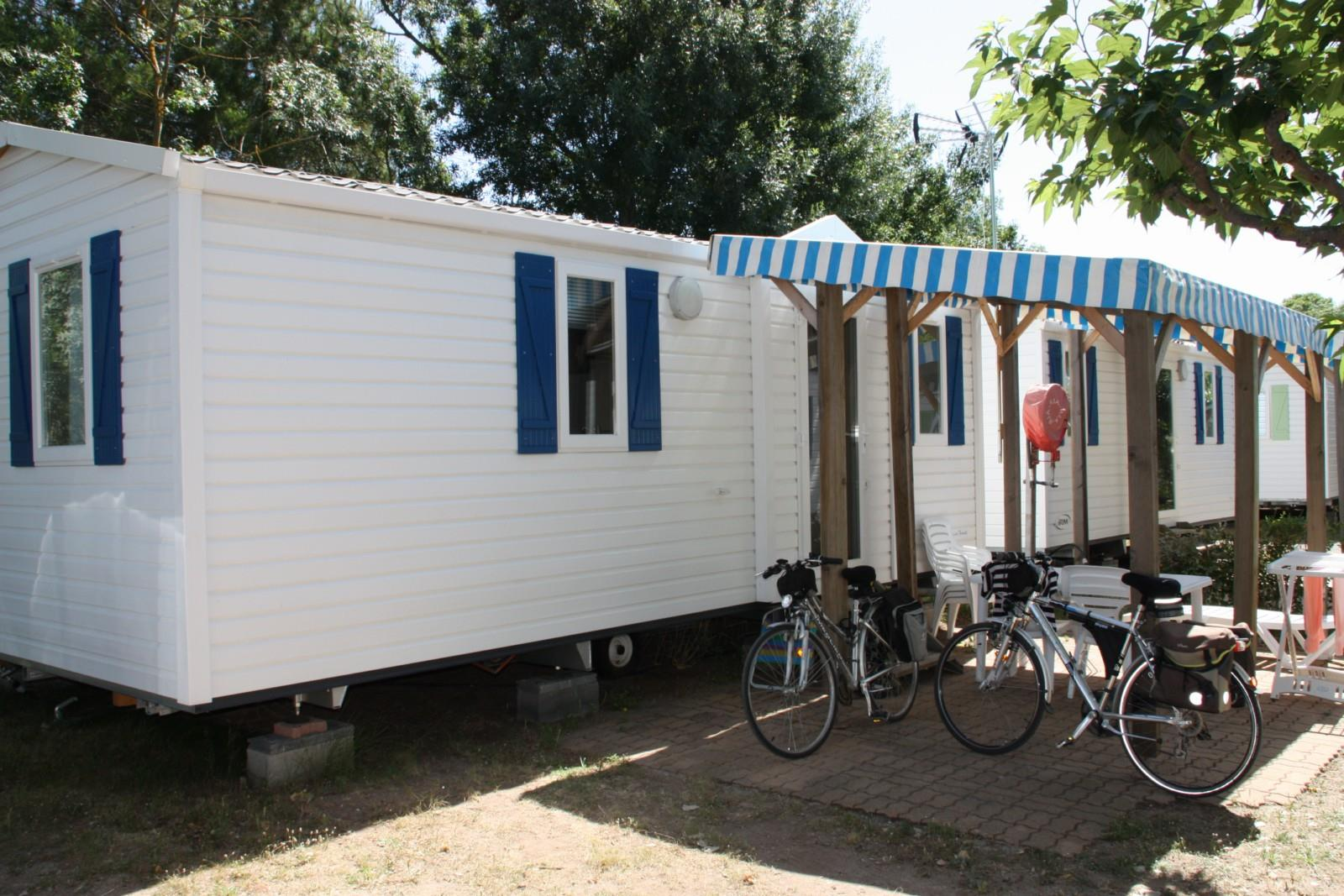 Mobile Home IRM Grand Confort 29m2 (2 chambres) 5/6 pers.